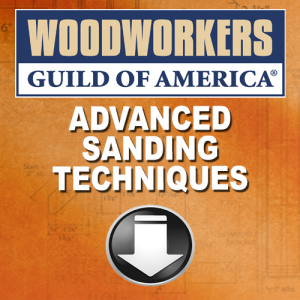 Download Advanced Sanding Techniques