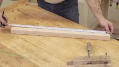 Determining Length of Angled Legs