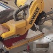 Cutting Plywood on a Sliding Miter Saw