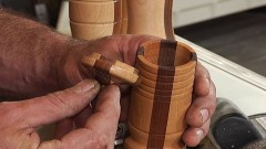 Turning a Small Lidded Box