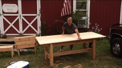 Impressive Picnic Table