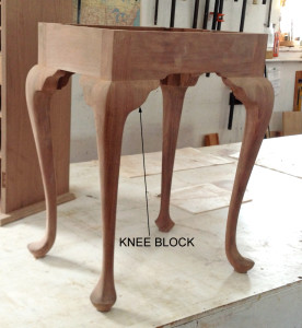How to Make Cabriole Legs