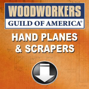 Download Hand Planes & Scrapers