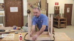 How to Make a Tiled Table Part 1 of 3 - Woodworking Video