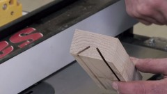 Make a V-Block/Table Saw
