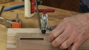 Making a Tapered Leg Jig Using a Table Saw