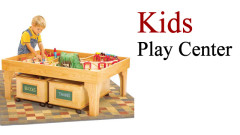 kids play center woodworking plan