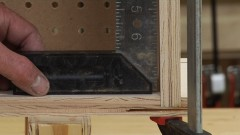 Squaring a Cabinet