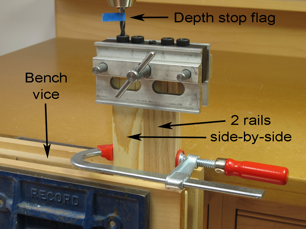Self-Centering Dowelling Jig Review