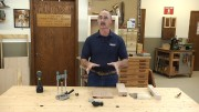 Drilling Straight Holes with a Hand Held Drill