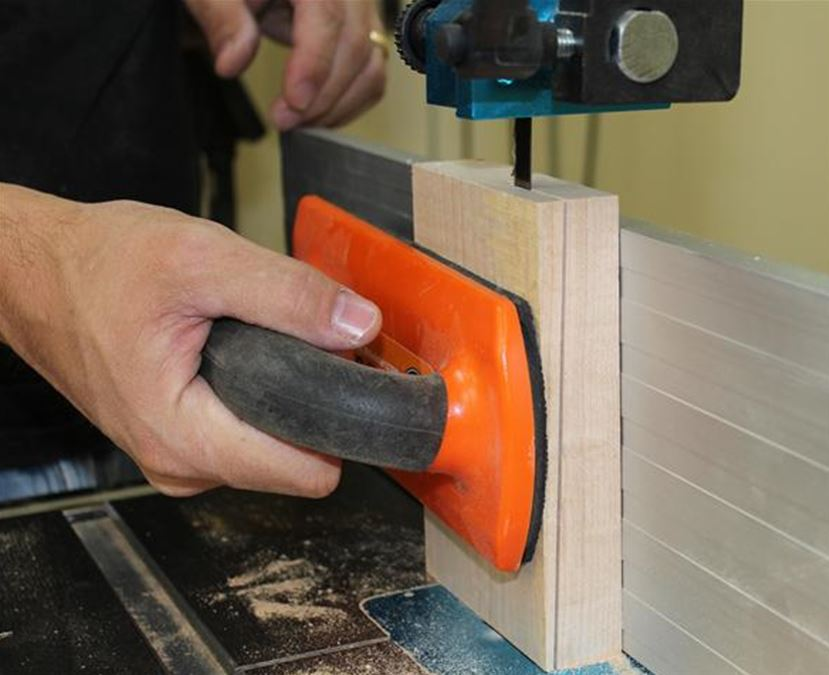 joiners mallet - cut wedge angle