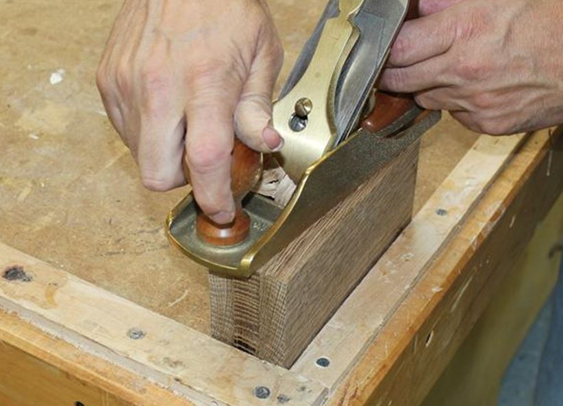 joiners mallet - flush joints