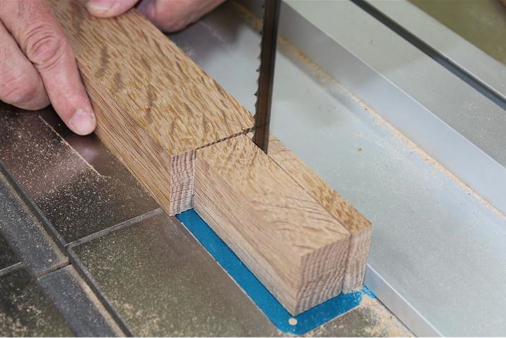 joiners mallet - remove material
