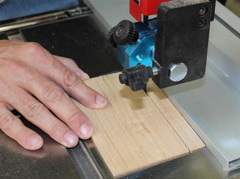 joiners mallet - rip wedge to width