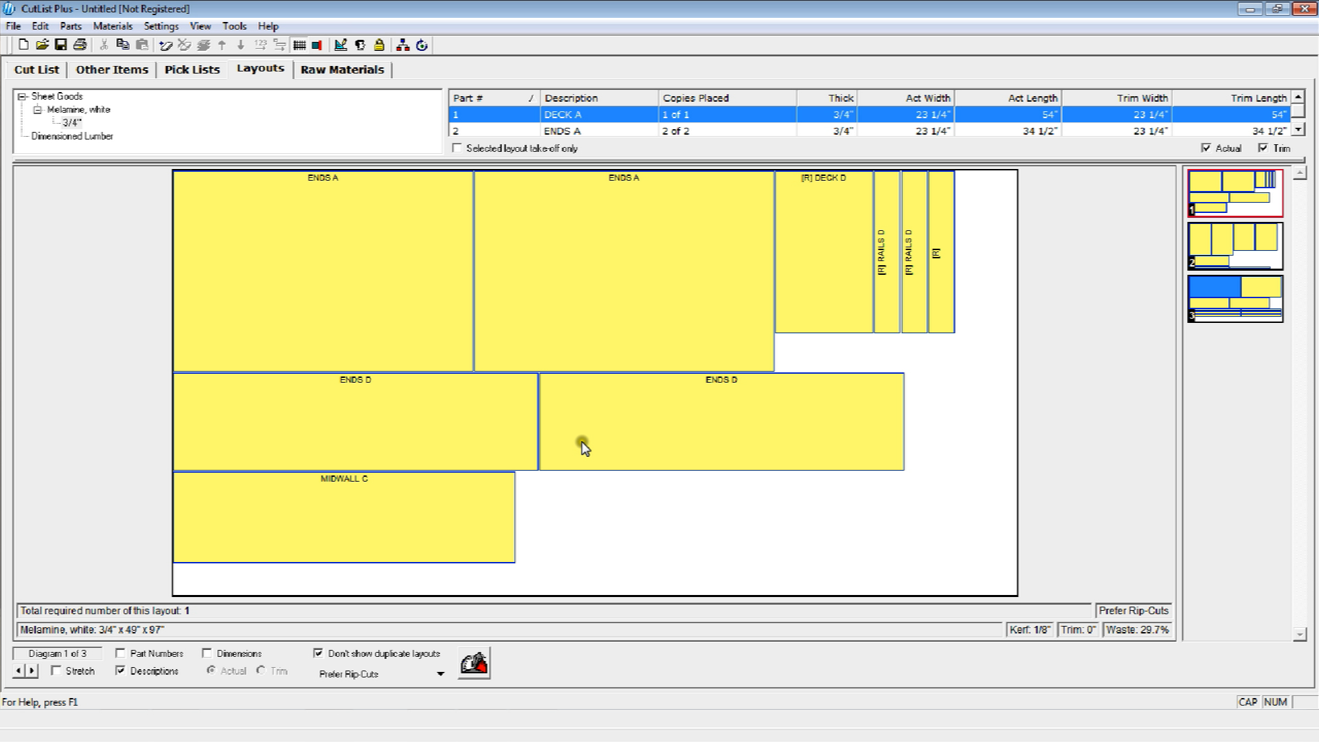 Using woodworking software for project layout for Woodshop layout software