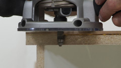 How to Flush Trim an Overhang