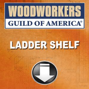 Download Ladder Shelf